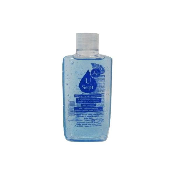 Αντισηπτικό Ζελέ Χεριών Usept 100 ml