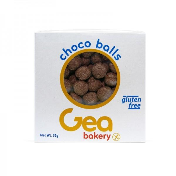 Choco Balls Χωρίς Γλουτένη Hotel (35 gr τεμάχιο/30 τεμάχια στο κιβώτιο)