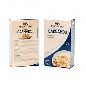 Ρυζί Carnaroli (1 Kg τεμάχιο/12 τεμάχια στο κιβώτιο)
