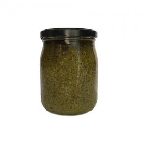 Πέστο Βασιλικού με Τρούφα  (0,500 gr τεμάχιο/6 τεμάχια στο κιβώτιο)