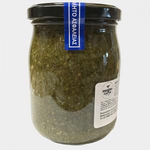 Σάλτσα Πράσινης Μουστάρδας (0,500 gr τεμάχιο/6 τεμάχια στο κιβώτιο)