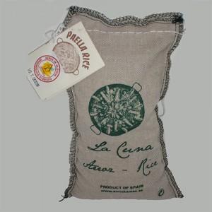 Ρυζί για Παέγια (Bomba) (1 Kg τεμάχιο/10 τεμάχια στο κιβώτιο)