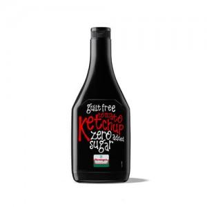 Κέτσαπ Χωρίς Ζάχαρη (875 ml τεμάχιο/3 τεμάχια στο κιβώτιο)