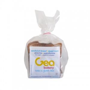 Ψωμί Τόστ Χωρίς Γλουτένη Κατεψυγμένο (300 gr πακέτο-10 φέτες στο πακέτο/12 πακέτα στο κιβώτιο)