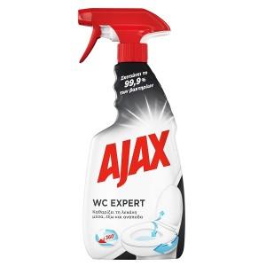 Ajax Expert WC Spray Αντλία (500 ml τεμάχιο/12 τεμάχια στο κιβώτιο)