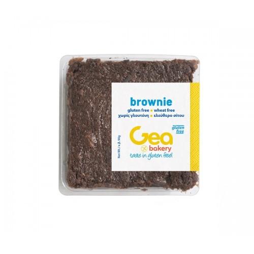 Γλυκό Brownies Χωρίς Γλούτενη Κατεψυγμένο (80 gr τεμάχιο/30 τεμάχια στο κιβώτιο)