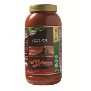 """Υγρή Σάλτσα Σάλσα """"Knorr"""" (2,20 lt τεμάχιο/2 τεμάχια στο κιβώτιο)"""