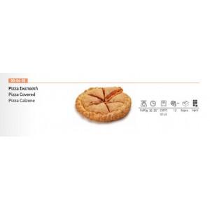 Pizza Σκεπαστή 1400 gr Κατεψυγμένη (6 τεμάχια στο κιβώτιο)