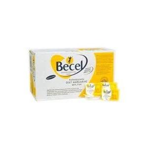 Becel Μερίδες Μαργαρίνης 10 gr (200 τεμάχια το πακέτο)