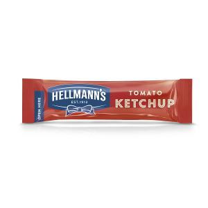 """Κέτσαπ Μερίδα """"Hellmann's"""" (198 τεμάχια στο κιβώτιο)"""