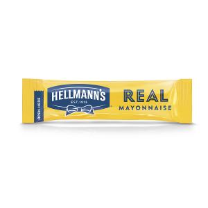 """Μαγιονέζα Μερίδα """"Hellmann's"""" (200 τεμάχια στο κιβώτιο)"""