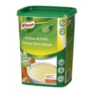 """Σούπα Κότα Κρέμα """"Knorr"""" (1040 gr τεμάχιο/6 τεμάχια στο κιβώτιο)"""