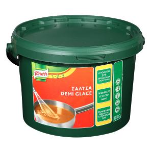 """Αφυδατωμένη Σάλτσα Ντέμι Γκλάς """"Knorr"""" 4 kg"""
