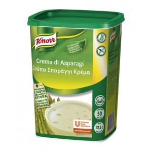 """Σούπα Σπαράγγι Κρέμα """"Knorr"""" (900 gr τεμάχιο/6 τεμάχια στο κιβώτιο)"""