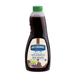 """Ντρέσινγκ Balsamico """"Hellmann's"""" (1 lt τεμάχιο/6 τεμάχια στο κιβώτιο)"""