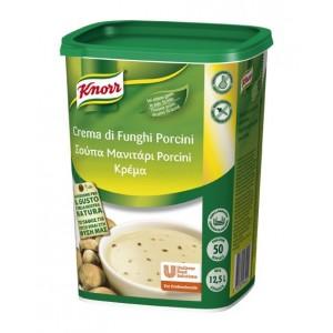 """Σούπα Μανιτάρι με Porcini """"Knorr"""" (850 gr τεμάχιο/6 τεμάχια στο κιβώτιο)"""