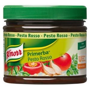 "Primerba Pesto Rosso με Τομάτα και Βασιλικό ""Knorr"" (340 gr τεμάχιο/2 τεμάχια στο κιβώτιο)"