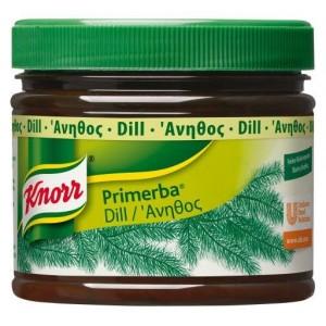 """Primerba Πάστα Άνηθος """"Knorr"""" (340 gr τεμάχιο/2 τεμάχια στο κιβώτιο)"""