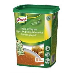 """Σούπα Κρεμμύδι """"Knorr"""" (565 gr τεμάχιο/6 τεμάχια στο κιβώτιο)"""