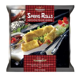 Spring Rolls Χύμα 50 gr/τεμάχιο (20 τεμάχια το πακέτο/120 τεμάχια στο κιβώτιο)