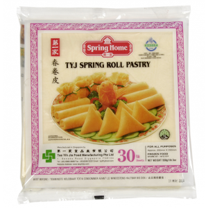 Φύλλο Spring Roll Wrappers 550 gr (40 τεμάχια στο πακέτο/ 20 πακέτα στο κιβώτιο)