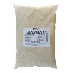 Ρύζι Basmati Α' Ποιότητας (5 Kg τεμάχιο/3 τεμάχια στο κιβώτιο)