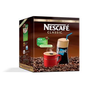 Νες Καφέ Classic (2.750 gr τεμάχιο/4 τεμάχια στο κιβώτιο)
