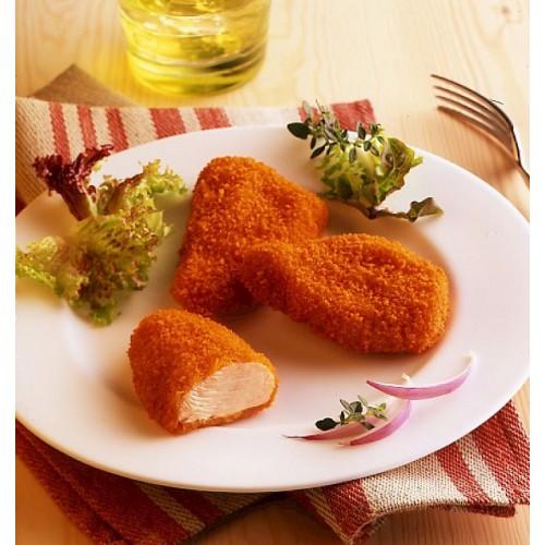 Κοτόπουλο Μπουκιές Φιλέτο Γερμανίας 85 gr/τεμάχιο (30-35 τεμάχια περίπου το κιβώτιο/3 Kg κιβώτιο)
