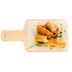 Σουτζουκάκι Λαχανικών 55 gr (1 Kg πακέτο-20 τεμάχια περίπου/6 πακέτα στο κιβώτιο)