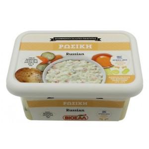"""Ρώσικη """"Βιοσάλ"""" (400 gr τεμάχιο/8 τεμάχια στο κιβώτιο)"""