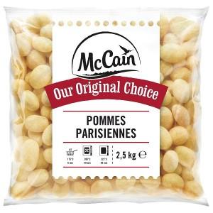 """Πατάτα Προτηγανισμένη Κατεψυγμένη Ραγου  (Parissien) """"McCain""""  (2.5 Kg τεμάχιο / 4 τεμάχια στο κιβώτιο)"""
