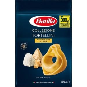 """Tortellini με Τυρία """"Barilla"""" (500 gr τεμάχιο / 8 τεμάχια στο κιβώτιο)"""