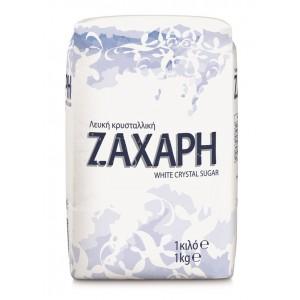 Ζάχαρη Λευκή (1 Kg τεμάχιο/10 τεμάχια στο κιβώτιο)