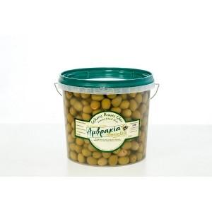 Ελίες Πράσινες Γεμιστές (3 Kg δοχείο)