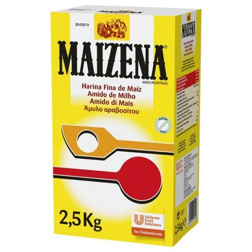 """Κορν Φλαουρ """"Maizena """" (2,5 Kg τεμάχιο/4 τεμάχια στο κιβώτιο)"""